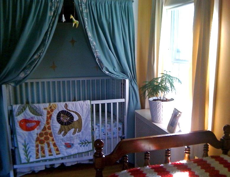 Judahs bed